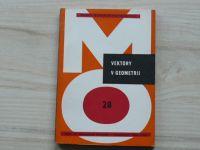 Budinský, Šmakal - Vektory v geometrii (1971) Škola mladých matematiků 28