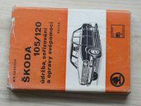 Cedrych - Škoda 105/120 údržba, seřizování, opravy svépomocí (1977)