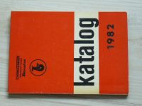 Chemopetrol k.p. -  Benzina - Katalog 1982