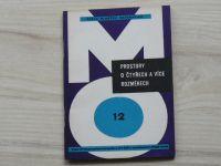 Havlíček - Prostory o čtyřech a více rozměrech (1965) Škola mladých matematiků 12