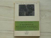 Holubář - O methodách rovinných konstrukcí (Úloha Apolloniova a úlohy příbuzné) (1949) Cesta k věd.4