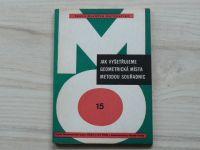 Koman - Jak vyšetřujeme geometrická místa metodou souřadnic (1966) Škola mladých matematiků 15
