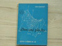 Kounovský - Zborcené plochy (1947) Cesta k vědění 36