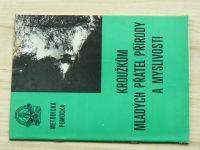 Kroužkům mladých přátel přírody a myslivosti - Metodická příručka (1968)
