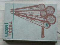 Lesní těžba (SZN 1971) kol. autorů
