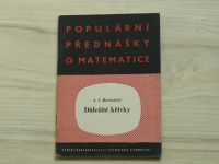 Markuševič - Důležité křivky (1957) Populární přednášky o matematice