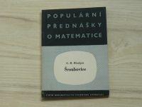 Mirakjan - Šroubovice (1957) Populární přednášky o matematice