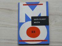 Morávek, Vlach - Oddělitelnost množin (1969) Škola mladých matematiků 23