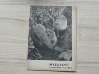 Myslivost v Jihomoravském kraji (1964)