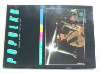 Populár 1-12 (1989) ročník XXI. (chybí čísla 1, 8, 10, 9 čísel) slovensky
