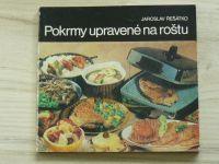 Řešátko - Pokrmy upravené na roštu (Merkur 1980)
