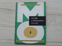 Sedláček - Co víme o přirozených číslech (1965) Škola mladých matematiků 2
