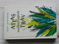 Šindelářová - Atlas nejdůležitějších trav (1970)
