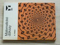 Thiele - Matematické důkazy (1988)