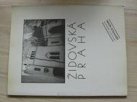 Židovská Praha - Obrazový magazín Lidových novin (1991)