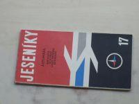 Automapa 17 - 1 : 200 000 - Jeseníky (1971)