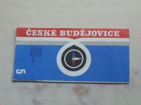 Automapa 5 - 1 : 200 000 - České Budějovice (1971)