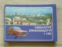 Automobilka Škoda Mladá Boleslav - Obrazové zpravodajství 1981