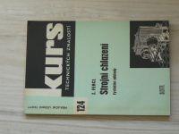 Fencl - Strojní chlazení - Fyzikální základy (1966) Kurs 124
