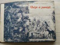 Martin Strouhal - Báje a pověsti (1944)  Litovel, Bouzov, Konice ...