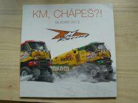 Petr Lusk, Josef Kalina - SilkWay Rally 2013 - KM, Chápeš?!