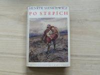 Sienkiewicz - Po stepích a jiné črty (Kvasnička 1929) il. V. Černý