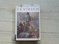 Sienkiewicz - Ve vírech (Kvasnička 1929) il. V. Černý