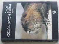 Skřivan - Chov kožešinových zvířat (1983)