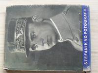Štefánik vo fotografii (Orbis a Čin Praha 1938) slovensky