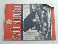 Svět motorů 1-26 (1956) ročník X. (chybí čísla 2, 12, 15, 18, 26, 21 čísel)