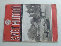 Svět motorů 1-26 (1957) ročník XI. (chybí čísla 2, 15, 24 čísel)