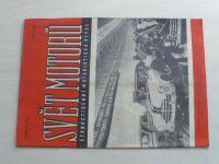 Svět motorů 103 (1951) ročník V.
