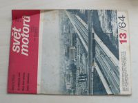 Svět motorů 13 (1964) ročník XVIII.
