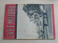 Svět motorů 17 (1962) ročník XVI.
