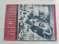 Svět motorů 18 (1962) ročník XVI.