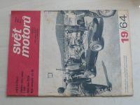 Svět motorů 19 (1964) ročník XVIII.