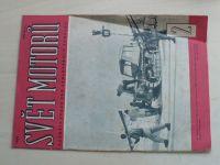 Svět motorů 2 (1963) ročník XVII.