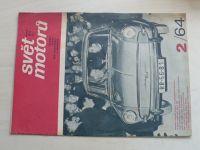 Svět motorů 2 (1964) ročník XVIII.