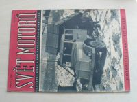 Svět motorů 25 (1962) ročník XVI.