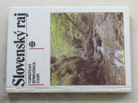Turistický sprievodca ČSSR - Slovenský raj (1982)