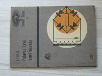 Vágner - Polovodičové usměrňovače (SNTL 1967)