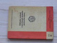 Hejcman - Základní znalosti a povinnosti strojníka požárního sboru (1965)