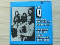 Jazz Q Martina Kratochvíla*, Oskar Petr – Obchodník S Deštěm / Blues Podzimního Odpoledne (1979)