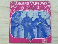 Kamarádi Táborových Ohňů* – Shady Lady / Ester (1969)