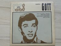 Karel Gott – Poslouchej Amore (Make Me An Island) / Požehnej, Bože Můj (Kind Of Hush) (1970)