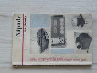 Nápady pro všeuměly - z časopisů a knih Mladá fronta (1966-67)
