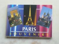 Paris souvenirs - 18 pohlednic