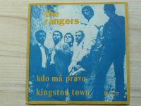 Rangers – Kdo Má Právo / Kingston Town (1969)