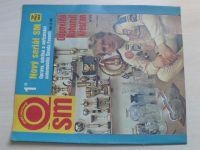 Svět motorů 1-52 (1989) ročník XLIII. (chybí čísla 31, 46-52, 44 čísel)