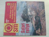 Svět motorů 17, 20, 23, 26, 28, 29 (1989) ročník XLIII. (6 čísel)